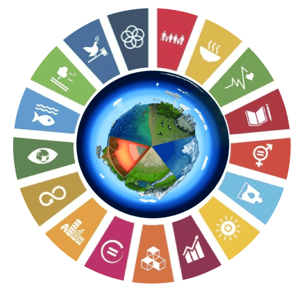 UN SDGs and Earth Observation and GIS technologies