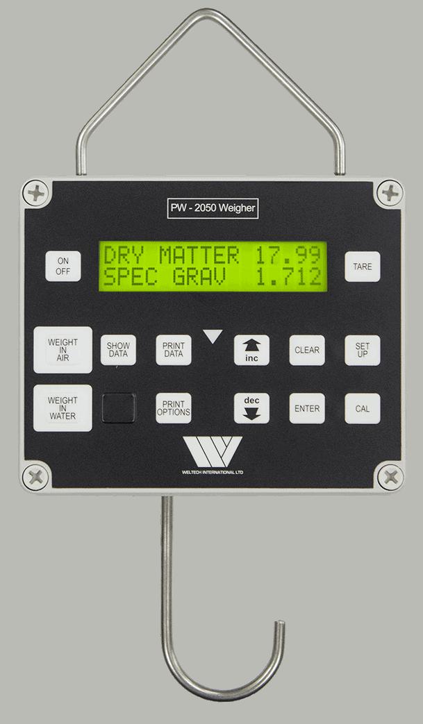 weltech digital hydrometer pw2050