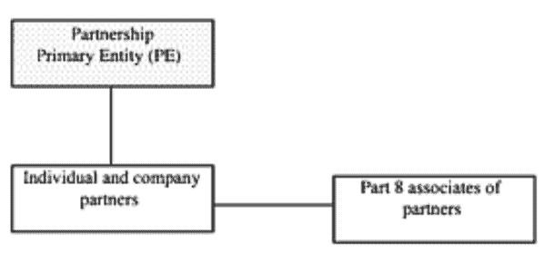 Part 8 Associates of a Partnership Related Party of an SMSF