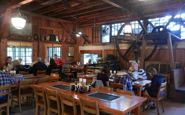 Ponce De Leon Springs State Park: Old time tools in Sugar Mill restaurant