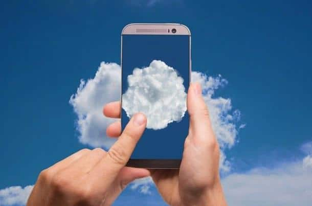 Data in the cloud