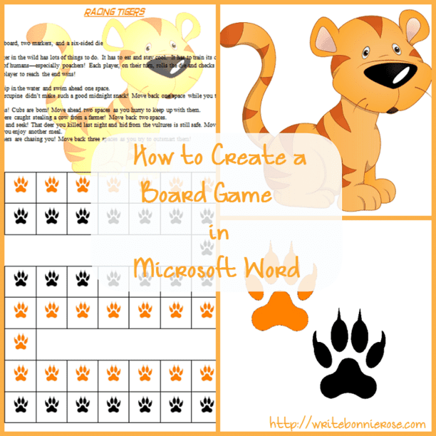 Interested in making learning more fun? Here's a simple way to make a game board that can virtually go along with any topic for any age. Take a look at our step-by-step instructions that give you limitless possibilites.