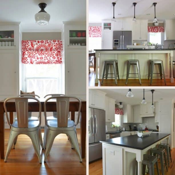 a ranch kitchen remodel project where modern meets vintage (after photos only)