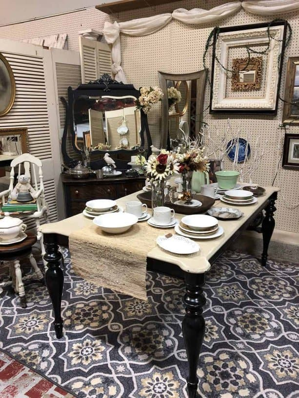 Vintage Finds from Antique Shopping in Claremore, OK 6
