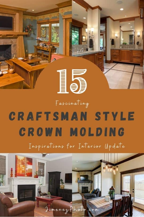 Craftsman Style Crown Molding