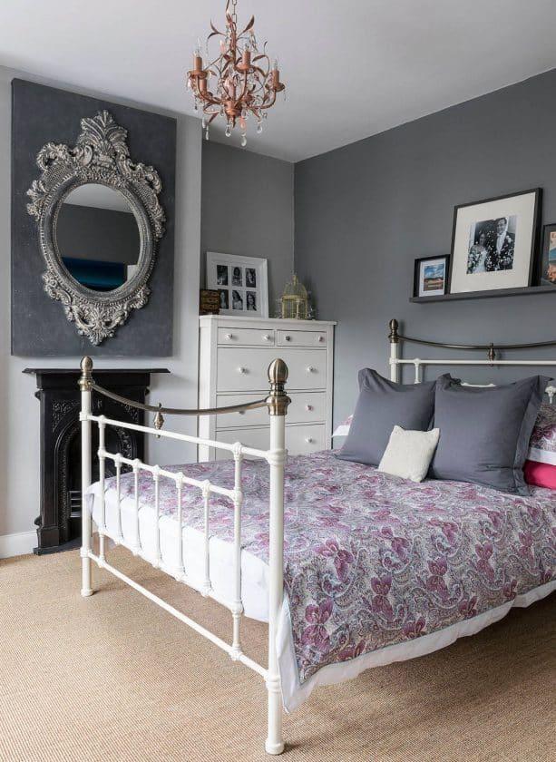 13 Most Wonderful Purple And Grey Bedroom Ideas That You Will Love Jimenezphoto
