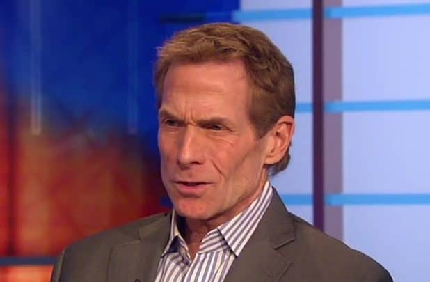 Cowboys May Keep Jason Garrett, Says Skip Bayless