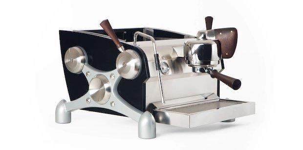 Slayer single group pressure profiling espresso machine