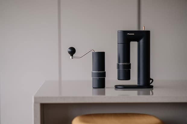 ARCO 2-in-1 coffee grinder by Goat Story