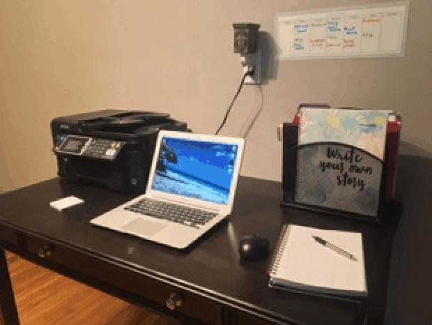 Leila Work Desk
