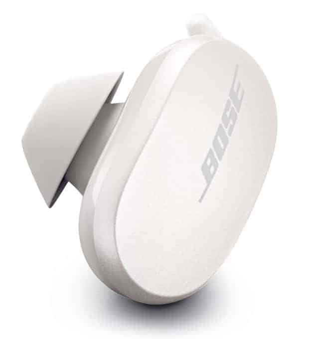 Bose QuietComfort Earbuds color blanco