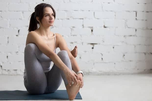 Упражнения на растяжку ягодичных мышц
