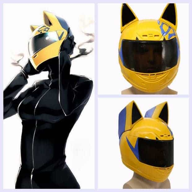Cosplay celty helmet