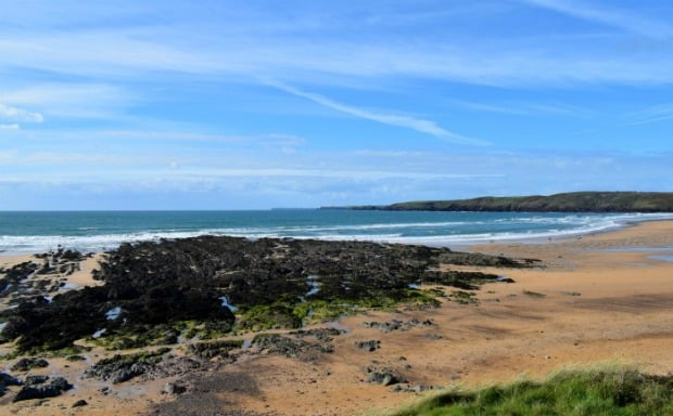 freshwater west pembrokeshire