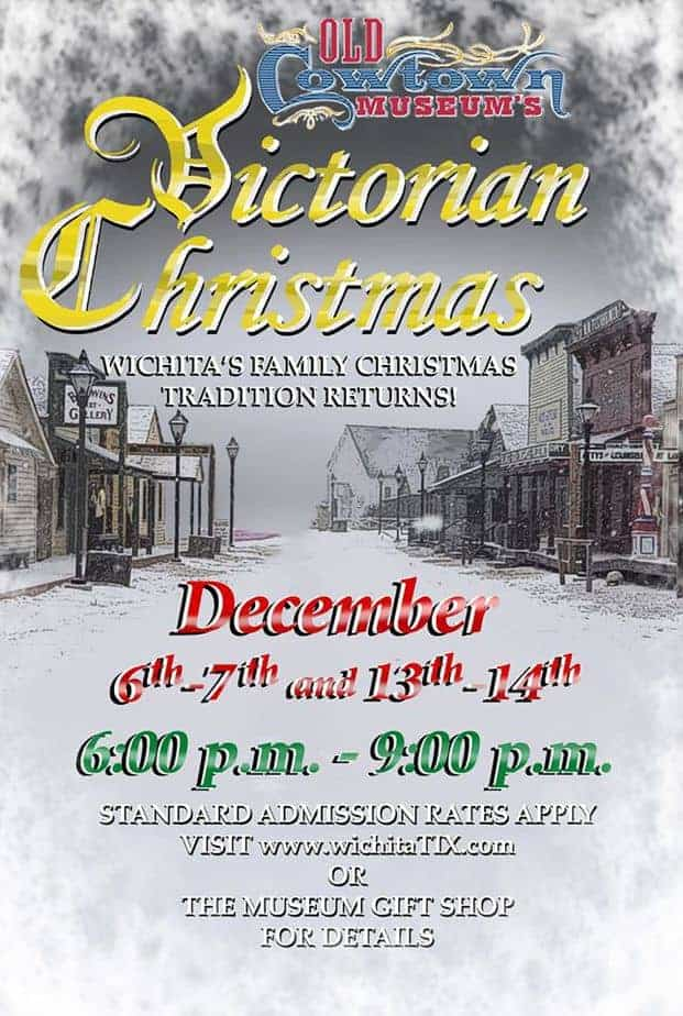 Victorian Christmas Cowtown 2019