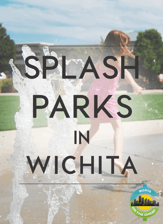 splash parks, interactive fountains, water playgrounds in Wichita, KS