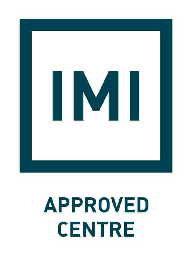 imi approved logo