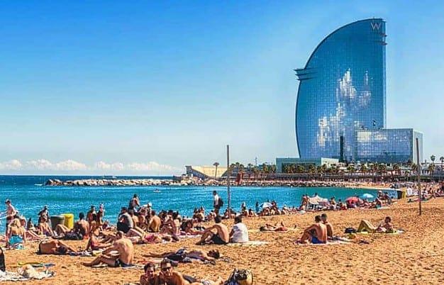 Les vacances à Barcelone, le top pour faire des rencontres passagères