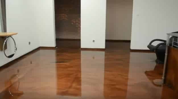 Concrete Services - Epoxy Flooring Sun-Tan Village