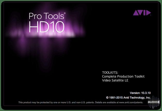 Image result for Avid Pro Tools mac torrent HD 10