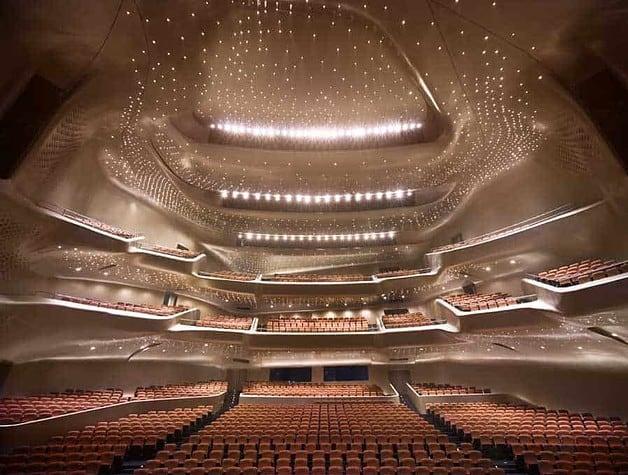 Zaha Hadid Opera House