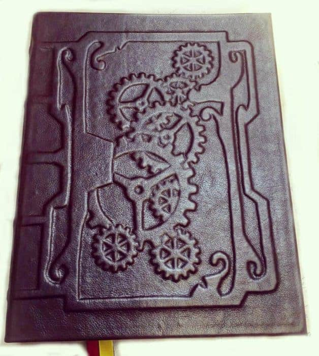 Steampunk Grimoire