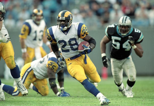 Top 10 American Football Players with 10,000 Rushing Yards