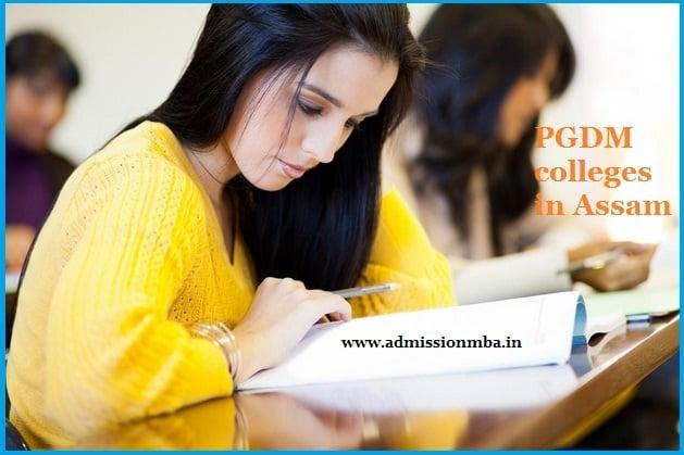 PGDM colleges Assam