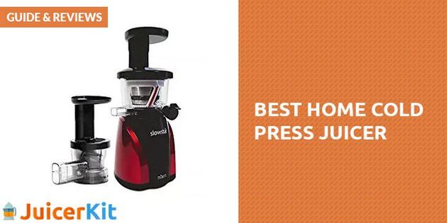 best home cold press juicer