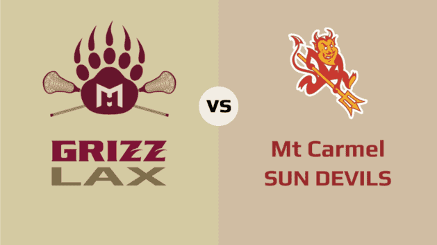 MHHS Grizzlies vs. Mt Carmel Sun Devils