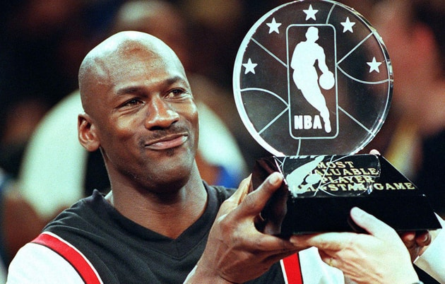 Top 10 Greatest NBA players of All Time