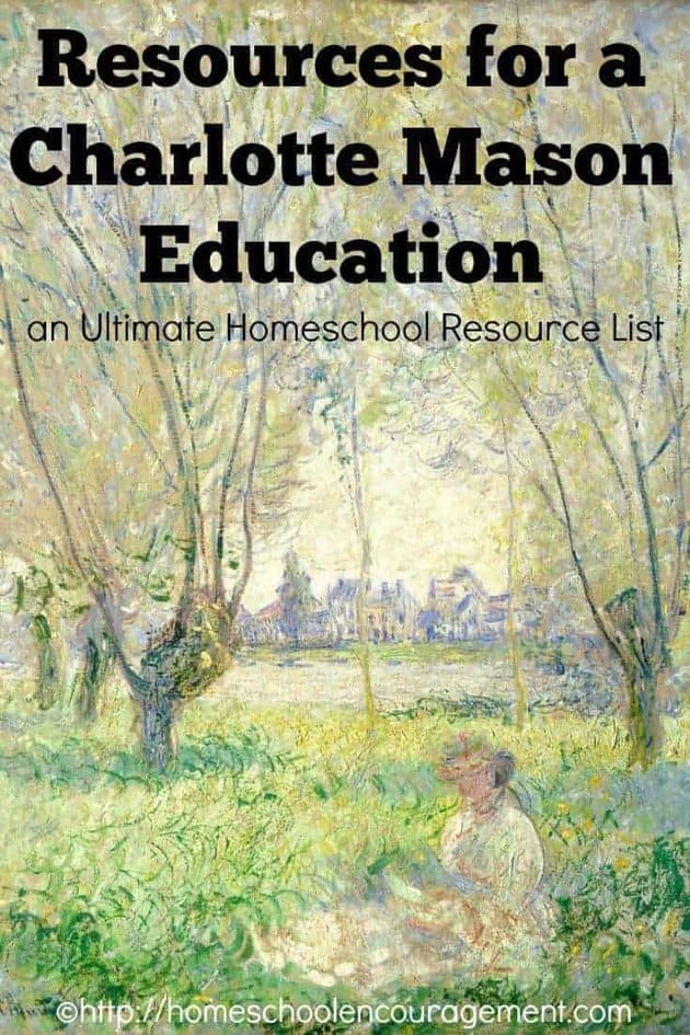 Do you have plans to implement the Charlotte Mason teaching methods in your homeschool? See our list of resources to help you in your efforts to teach Narration, Copywork, Living Book Curriculum, Picture Study, Nature Journaling and more. And many are FREE!