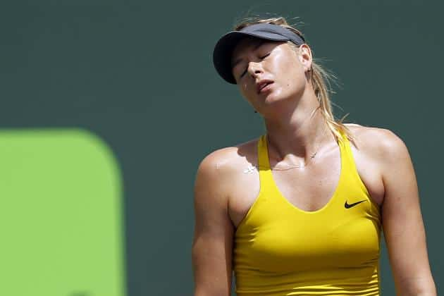 Most Beautiful Female Tennis Players 2015