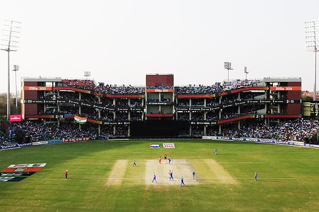 Top 10 Largest Cricket Grounds in the World