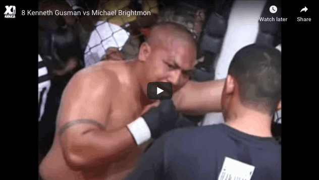 Kenneth Gusman vs Michael Brightmon