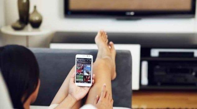 Collegare uno smartphone Android alla smart TV