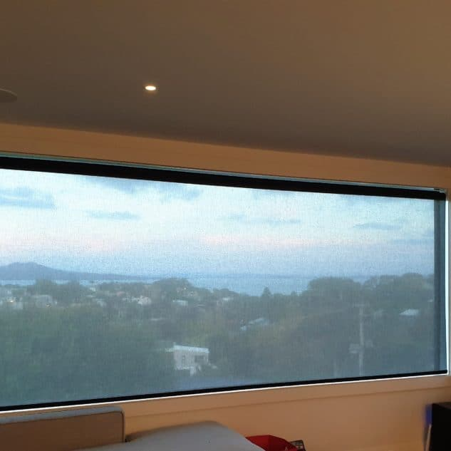 Roller blinds in Castor Bay