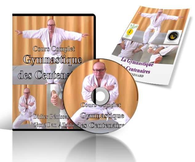 La gymnastique des centenaires cours complet en vidéo+ guide pratique