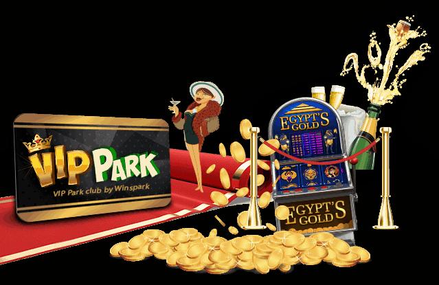 VIP Park Loyalty Rewards
