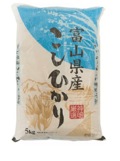 top japanese rice brand in singapore