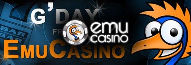 EmuCasino.com Free Spins Bonus