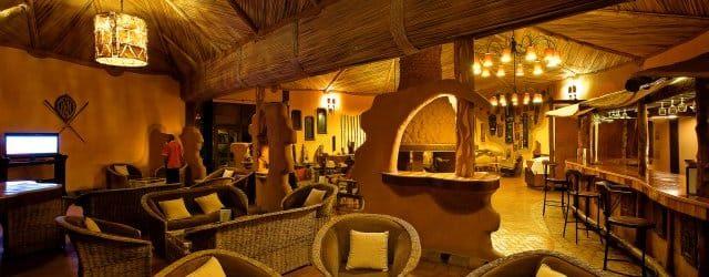 Amboseli Sopa Lodge Lounge