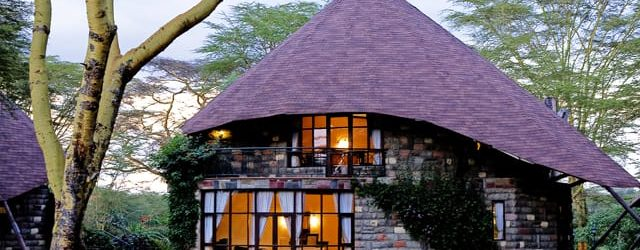 Lake Naivasha Sopa Lodge Room Exterior
