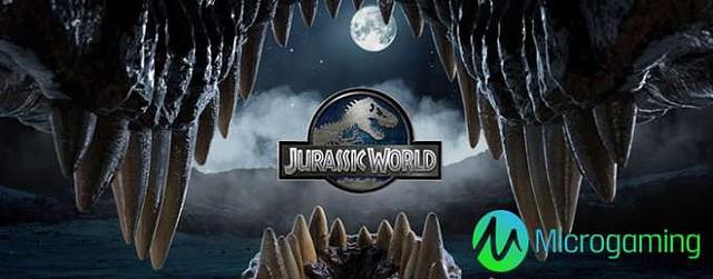 Jurassic World slot | 10 free spins + no deposit bonus + bonus games