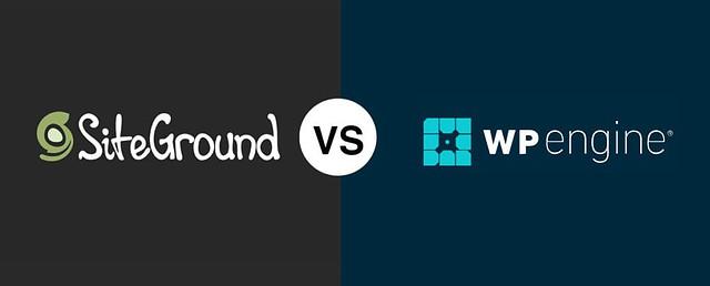 siteground vs wp engine