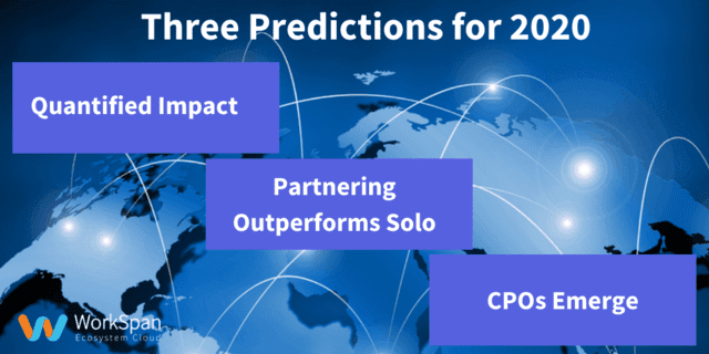 Three 2020 Predictions for Partner Ecosystems