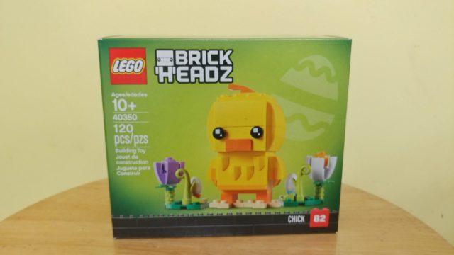 LEGO Brickheadz Easter Chick