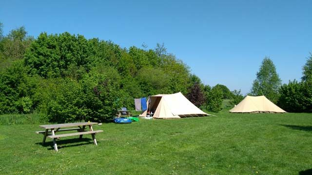 CAMPINGS NEDERLAND  Campingtip: Natuurkampeerterrein De Duiventoren bij Breda