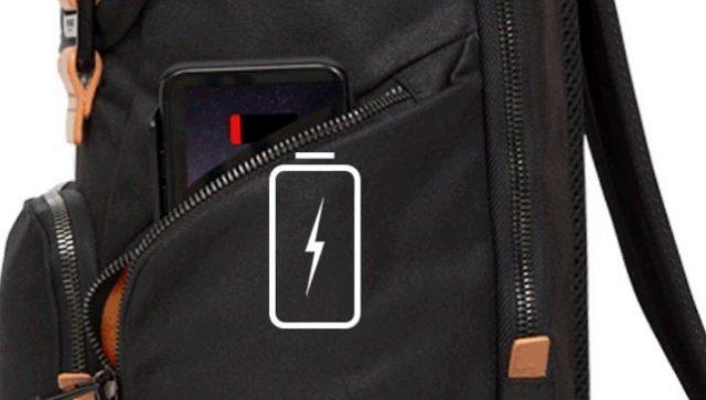 knomo livefree bag dropgo charging