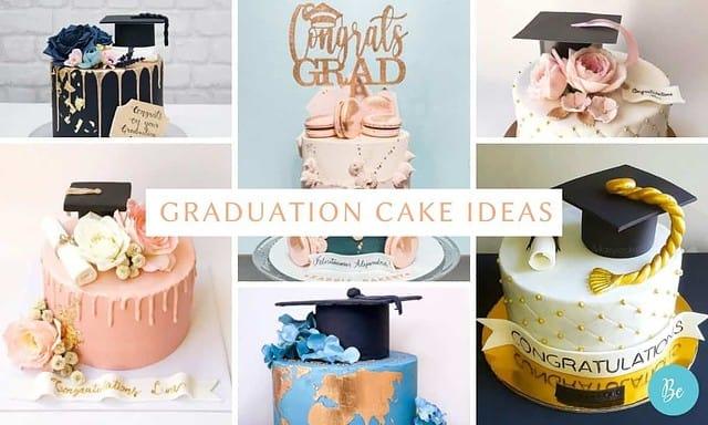 35 Graduation Cake Ideas to Turn Heads